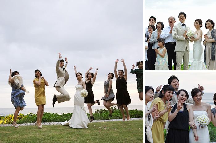 結婚レポート T&M