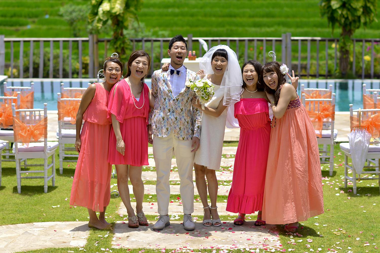 結婚レポート Mr&Mrs Sakata