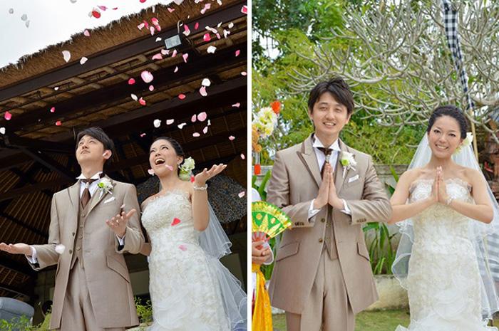 結婚レポート Mr&Mrs Morita