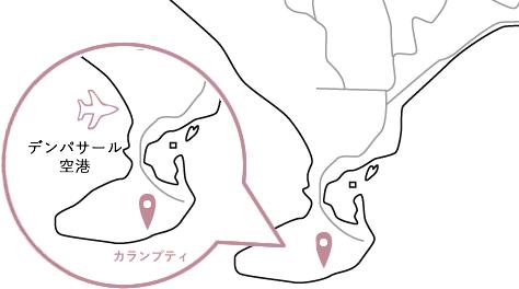 カランプティ ロケーションマップ
